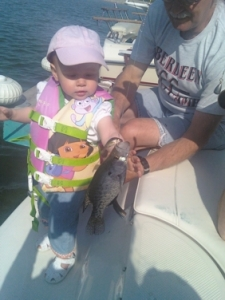 belle first fish