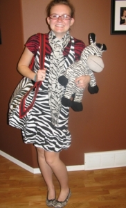 Princess zebra