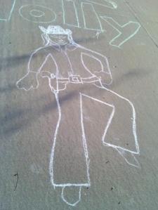 holly chalk