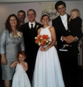 hols wedding